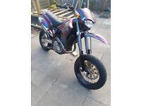 Ccm r30 644cc supermoto 2004