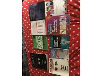 Selection of Nursing Books!