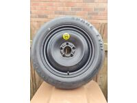 Ford Focus 16 Inch Space Saver Spare Tyre Brand New