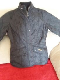Ladies genuine barbour jacket
