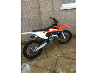 Ktm 125 216 SX Imacullate