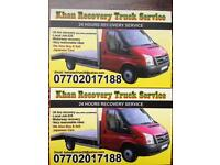 CAR BREAKDOWN RECOVERY SERVICE 24 HOURS KHAN RECOVERY LEICESTER M1 J20 J21 J22 M69 LOCAL JOBS £25