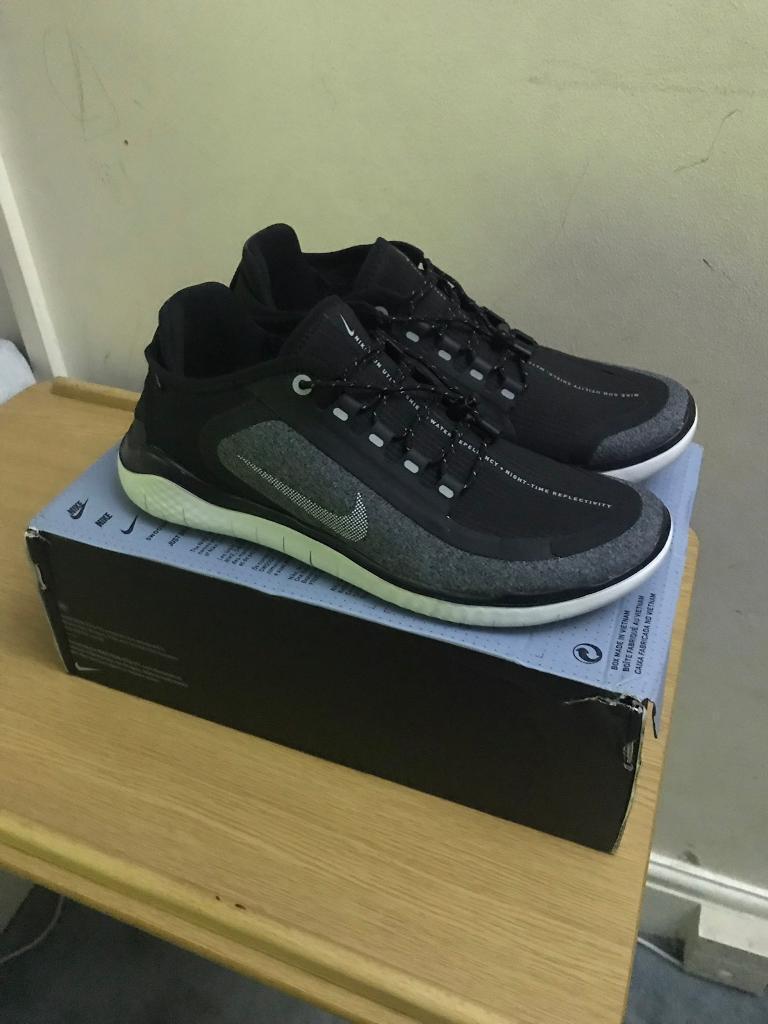 cb6f59473f88e Nike Free RN 2018 Shield Water-Repellent Size 8 Brand New in Box Women s  Shoes