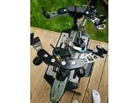 Pro's Pro stringing machine