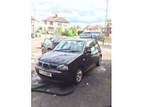 2004/53 Seat Arosa 1.0 S - Low Mileage LUPO POLO 12 MONTHS MOT CD PLAYER