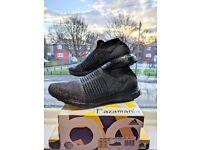 Adidas Ultra Boost Laceless Triple Black BB6222 Size 7.5 UK, 9 UK, 9.5 UK, 10 UK, 11 UK, 12 UK