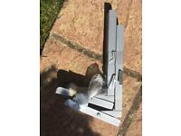 microwave wall bracket, used, good condition. Buyer to collect, 300mm x 200mm