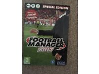 Football Manager 2017 PC for Sale