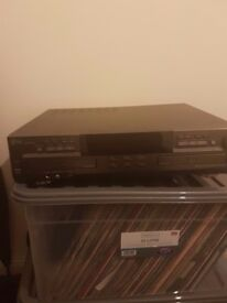 LG double CD recorder