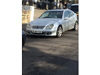 Mercedes C200 Cdi AMG Auto Fully loaded
