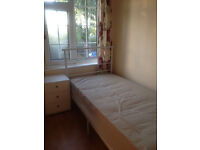 £380 PM All bills included- East European only Small Single Bed Room between Morden & North Cheam