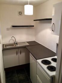FURNISHED FLAT TO LET IN CASTLE DONINGTON - 80 P/W