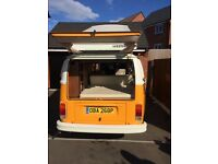 1976 Tax Exempt VW T2 Westafia