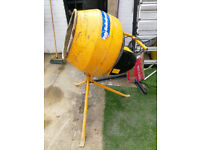 Belle MC110 Cement Mixer in Good Condition