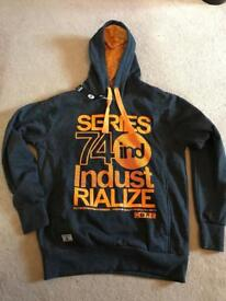 Brand new Industrialize Jackman Tech Hoodie Size Large