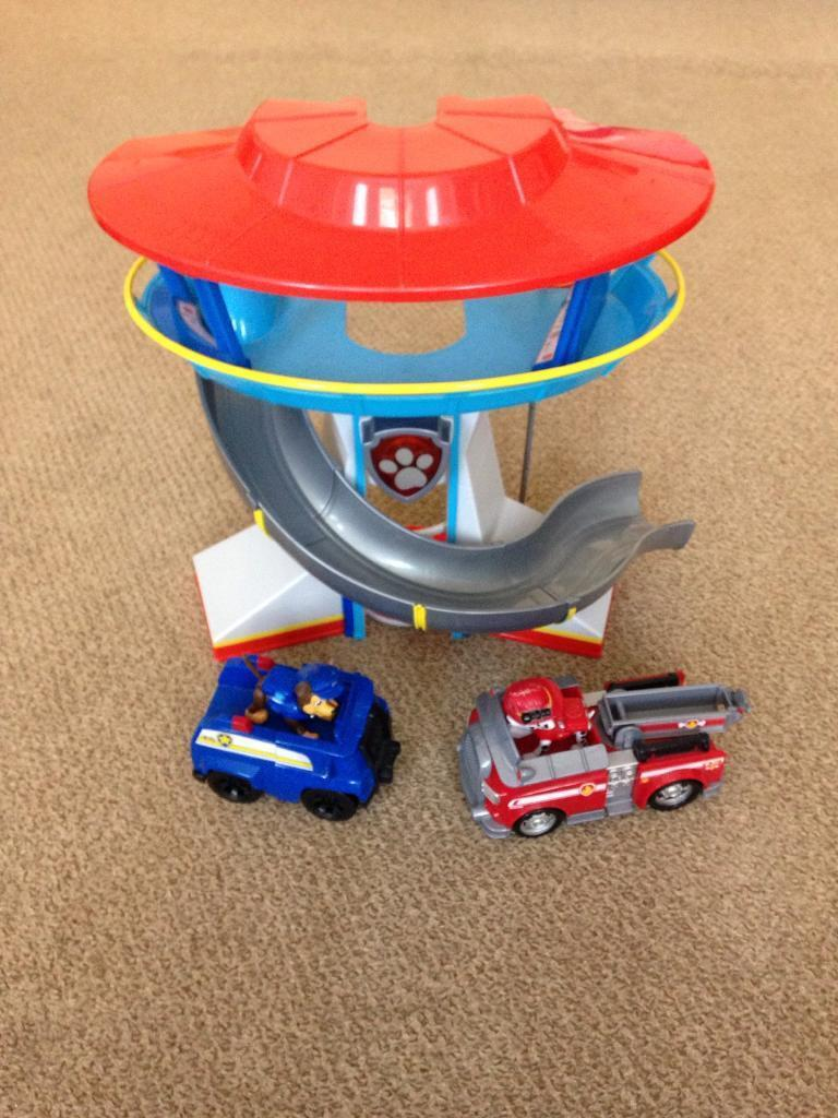 Paw patrol lookout boxed