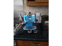 Delonghi Coffee machine with steamer £40