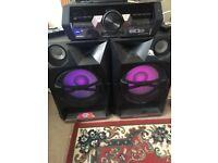 Sony audio system shake33