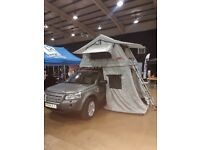 Ventura Deluxe 1.4 Roof Top Tent 2-3 Person Camping Expedition Overland 4x4 VW Van Pickup RRP£1600