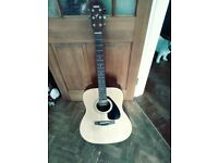 Yamaha F310 Dreadnought Acoustic Guitar (repaired)