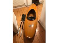 Canoe / kayak / made in UK