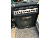 Behringer Bass Guitar Amp