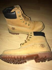 Women's Timberland Boots Size 5