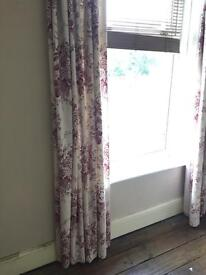 Curtains and Duvet cover