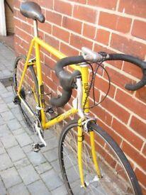 Vernon Barker classic road bike