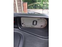 CITROEN PICASSO C3 ONLY 8,141 MILES