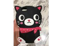 iPhone 5/5s case cat NEW