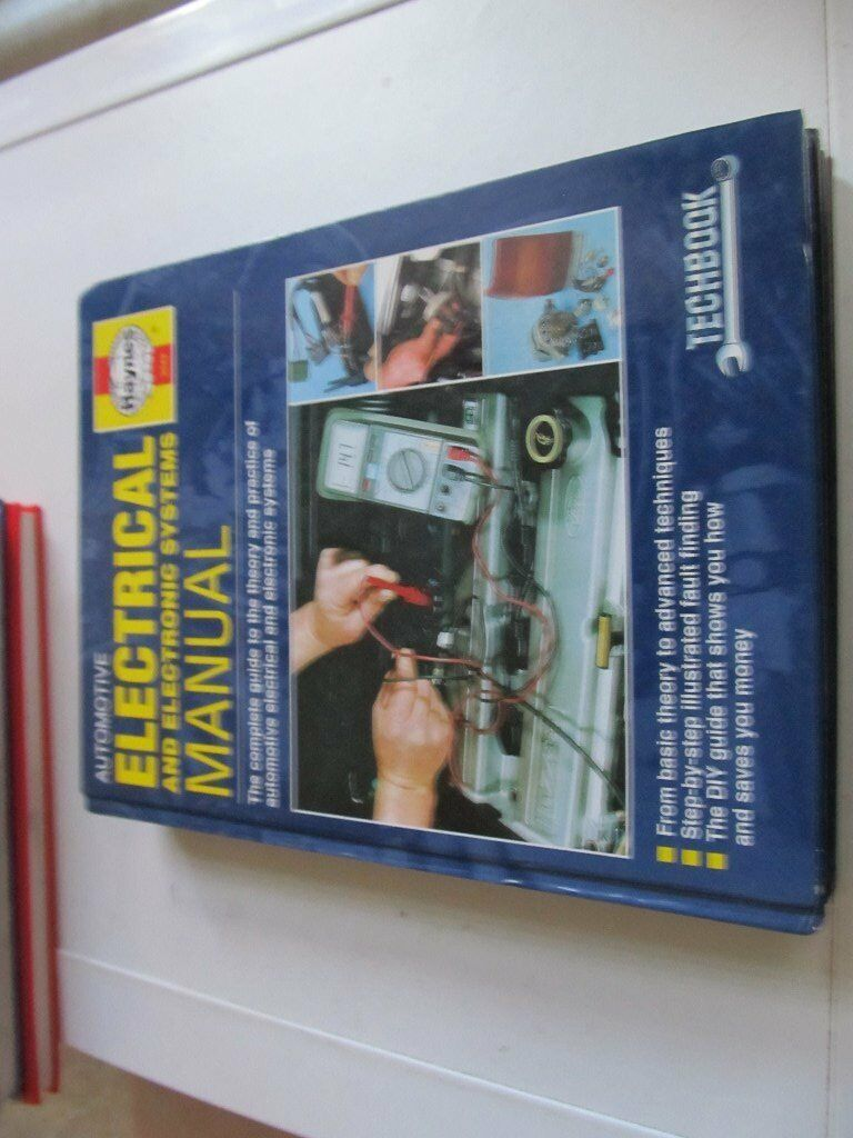 AUTOMOTIVE ELECTRICAL & ELECTRONIC SYSTEMS HAYNES MANUAL