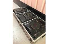 PIONEER CDJ 1000 MK3 DJM 800 EXCELLENT CONDITION
