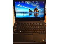 Dell Latitude E6440 * i5 * Processor (fast), 8GB, HDMI, 500GB HDD, Windows 10, Office 2010