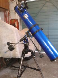 Meade Instruments Polaris 114 ~Reflector.