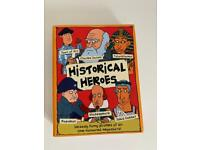 Historical heroes book