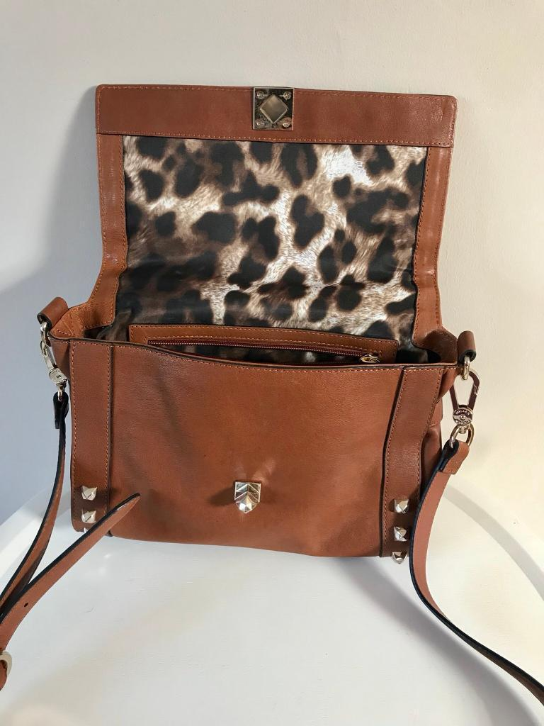 Genuine Karen Millen Tan Handbag