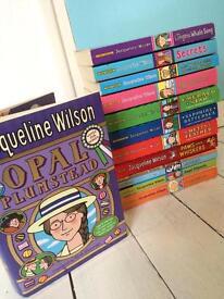 Good quality Jaqueline Wilson books