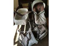 Mamas and papas travel system