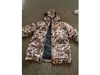 Prologic camouflage coat