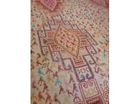 Beautiful Turkish Rug for sale in Putney Bridge £150