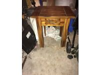 nice wood table