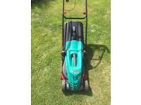 Bosch electric Rotary Lawnmower Model 340 ER