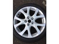 "Mazda 6 122 design 18"" Alloy Wheel"