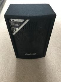Pro sound speaker 100W