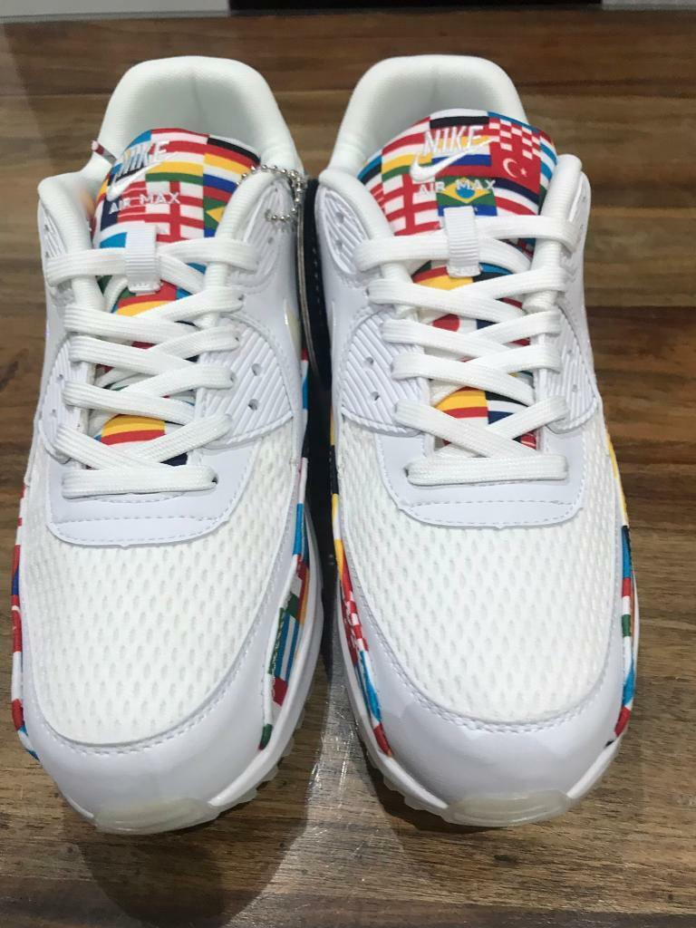 5510cbb9872f BRAND NEW rare special edition Nike trainers size 8