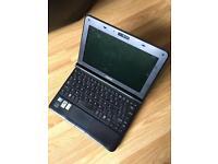 """Toshiba 10"""" laptop working 1GB RAM 1.66 GHz Intel Atom"""