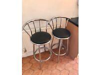 Kitchen high stools