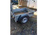 Galvanised trailer 4/5foot