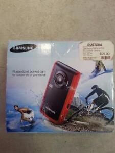 Samsung Ruggedized Outdoor Pocket Camera. We sell used Cameras. (#28512)